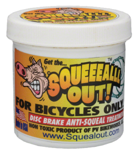 Squeal Out For Bicycles Only